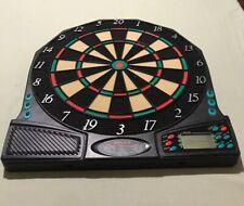 New listing Halex Electronic Dart Board wall mounting