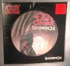 LP OZZY OSBOURNE Blizzard of Ozz (Vinyl, PICTURE DISC, 2011) LTD EDN NEW MINT