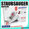 Severin 9122 MY 7116.143 sensitive Power System Staubsauger Beutellos 1,8L 750W