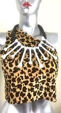 Cavewoman Adult Woman's Fancy Dress Costume Smiffy's & Necklace Party Sz M