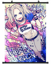 4842 Suicide Squad Decor Poster Wall Scroll cosplay