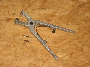 Bergeon No.30224 Armband Festzug Zange Werkzeug Uhrmacher Werkstatt