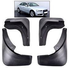Set Molded Mudflaps Fit For Audi A4 B8 2012-2015 Sedan Splash Guards Mud Flaps