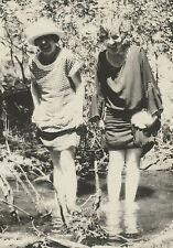 ANTIQUE VINTAGE FLAPPER AMERICAN BEAUTIES LONG LEGS UPSKIRT NAUGHTY GIRLS PHOTO
