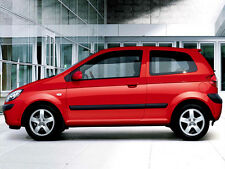 HYUNDAI Getz 2002-2005 WORKSHOP SERVICE REPAIR MANUAL ON CD