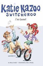 Katie Kazoo, Switcheroo: I'm Game! No. 21 by Nancy Krulik (2006, Paperback)