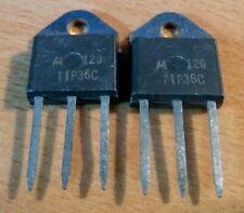 [2PCS] Tip36C Transistor