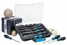 Ox Tools  Pro 7 Piece Mixed Screwdriver Set in Case
