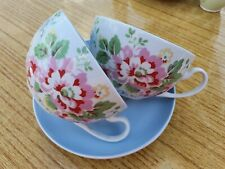 Used Cath Kidston Set Of 2 Cup & Saucer