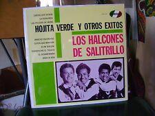 SEALED RANCHERA CORRIDO TEX/MEX LATIN LP~LOS HALCONES~DE SALITRILLO~HEAR