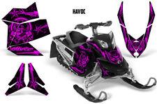 Ski-Doo RevXP Decal Graphic Kit Sled Snowmobile Sticker Wrap 2008-2012 HAVOC PNK