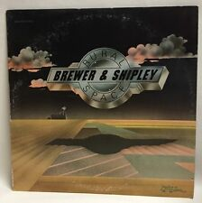 Brewer & Shipley - Rural Space (KSBS 2058 Stereo) Lp Record NM
