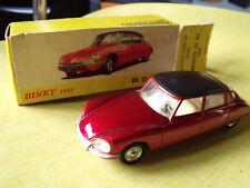 DINKY TOYS CITROEN DS 23 en boite original  dinky toys d'époque  N°530