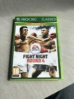 fight night round 4 combat boxe XBOX 360