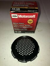 Ford/Motorcraft, Seat Climate Filter #FS-106