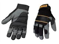 DEWALT DEWDWGPTG Power Tool Gel Gloves Black / Grey DPG33L