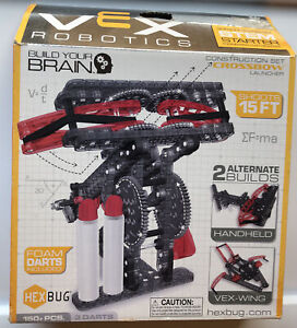 Vex Robotics Hex Bug Construction Crossbow Launcher, High Quality, New In Box!