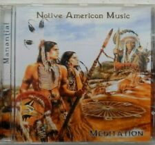 MANANTIAL méditation NATIVE AMERICAN MUSIC - CD INDIAN