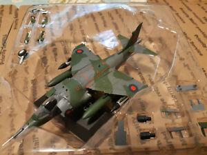 DeAgostini Altaya 1/72 RAF Royal Air Force BAe Harrier GR.3 diecast fighter
