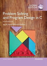 NEW 3 Days US Problem Solving and Program Design in C 8E Jeri Hanly 8th Edition