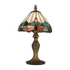 Dale Tiffany Tiffany Jewel Dragonfly Accent Lamp - Ta10606