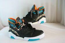 Converse 163784C ERX-260 Black Teal Orange Mid US9.5 Sneaker Shoes NWOT