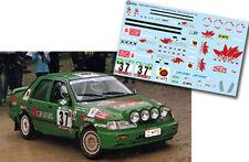 Decal 1:43 Fernando Capdevila - FORD SIERRA COSWORTH - Rally Portugal 1991