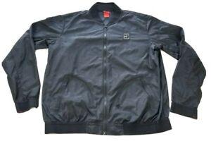 NIKE Court Men's Black Fragment Bomber Jacket 715244 Size Large