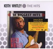Keith Whitley - 16 Biggest Hits [New CD] Rmst, Slipsleeve Packaging