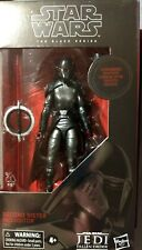 Star Wars Black Series Carbonized Second Sister Inquisitor, New, Sealed, Nice!