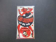 Cab Calloway Hi-De-Ho magnet