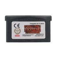 Medal of Honor Infiltrator GBA Game Boy Advance Cartridge English