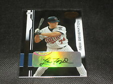 LEW FORD ROOKIE CERTIFIED AUTHENTIC SIGNED AUTOGRAPHED BASEBALL CARD /400