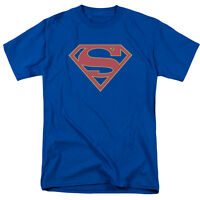 Supergirl TV Show LOGO Licensed Adult T-Shirt All Sizes