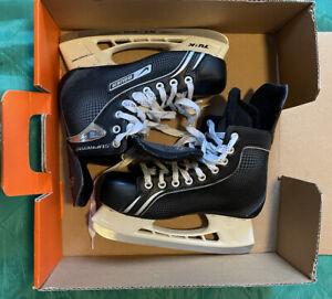 Bauer Nike Supreme One05 Ice Hockey Skates Size 6 Men - 8 Women