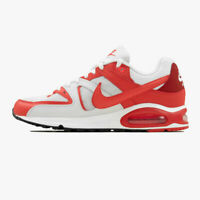 NIKE AIR MAX COMMAND : CD0873 001 : RED, WHITE - UK 9, 9.5, 10, 12