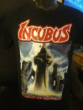 INCUBUS 'Beyond the Unknown' 2-SIDED T-SHIRT - SIZE SMALL - RARE Thrash Metal