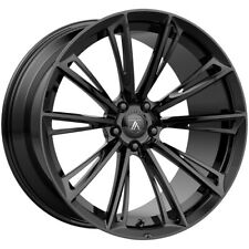 "Asanti ABL30 Corona 22x10.5 5x115 +25mm Gloss Black Wheel Rim 22"" Inch"