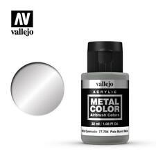 Vallejo Metal Color 77.704 Pale Burnt Metal 32ml