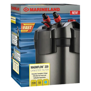 Brand New Marineland Canister filter with included media
