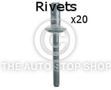 Multi-Grip 6,4 X 17MM Rivets For Citroen DS3/DS4/DS5/Nemo 20PK