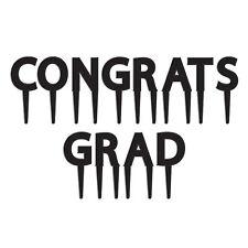 Congrats Grad Picks
