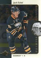 2015-16 SP Authentic '95-96 SP Retro #R60 Jack Eichel Buffalo Sabres