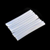 10X 100MM 7mm Hot Melt Glue Stick For Craft Electric Tool Heating Glue Gun