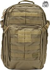 5.11 TACTICAL RUSH12™ BACKPACK 56892 / SANDSTONE 328 * NEW *