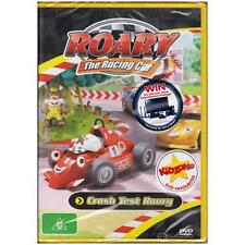 DVD ROARY THE RACING CAR CRASH TEST ROARY Animated TV 7-Episodes G R4 [BNS]