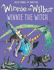 Winnie the Witch (Winnie and Wilbur ) by Valerie Thomas NEW Children's Book