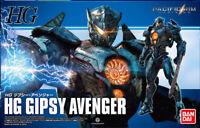 HG PACIFIC RIM Uprising GIPSY AVENGER Jaeger Robot Bandai Model Assembly Kit