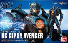 HG PACIFIC RIM Uprising GIPSY AVENGER Jaeger Robot Bandai Model Kit Montaggio