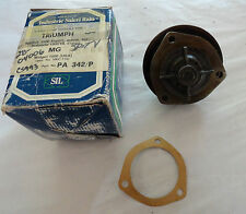 New Triumph Spitfire MG Midget 1500 -SIL Made In Italy Cast Iron With Gasket